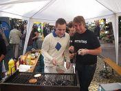 Die Aktivitas auf dem Stadtfest Bad Sachsa