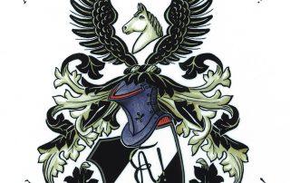 Wappen der K.V. Absolvia e.V.